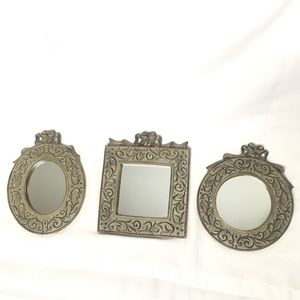 Other - Set of 3 decorative mirrors